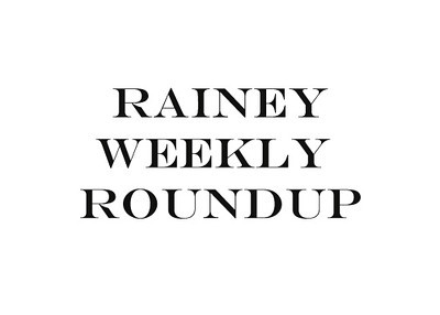 Rainey Roundup 2013