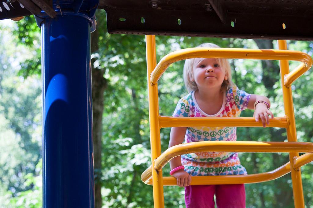 August trip to playground