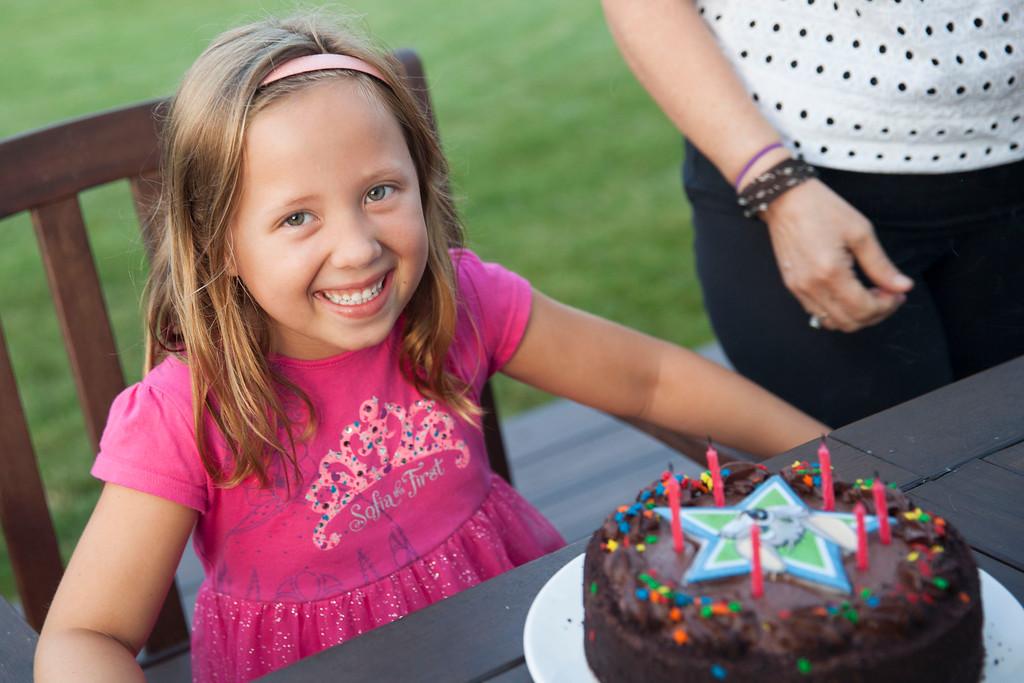 Zoe's 6 Year Birthday!